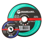 Buy cheap 4in 100mm X 6.0mm X 16mm Bonded Abrasive Grinding Wheels For Metal from wholesalers
