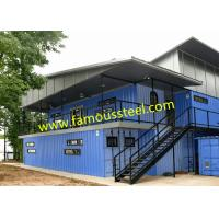 China Modular Container Hotel Solutions Affordable Shipping Containers For Single-Family Options wholesale