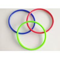 China Factory supplier standard size high temperature colored  rubber O ring for sealing on sale