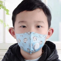 China KN95 Valve Antiviral Children'S Disposable Face Masks wholesale