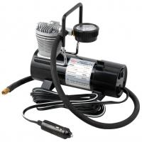 China Black Metal Single Portable Vehicle Air Compressors For Cars And Other Air System wholesale