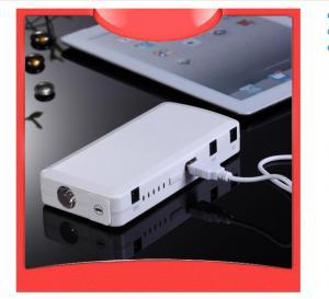 China lipo battery 12000mah 12V mini jump starter auto mobile charger power bank wholesale