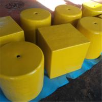 China Florescence brand CCS approved boat parts and accessories foam filled fender wholesale