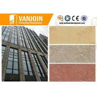 China Exterior Wall Tiles Lightweigh Slate Decorative Stone Tiles 3mm Thickness for High Buildings wholesale
