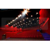 China 4D movie theater , thrilling movie , drastic movement of motion chair wholesale