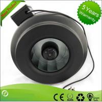 China Professional Circular Duct Fan With Plastic Shell 230V 690m³/H wholesale
