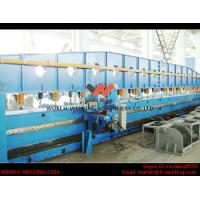 China Steel Plate Edge Large Milling Machine With Taiwan E-long Milling Heads 7.5kw wholesale
