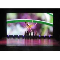China Ultra Thin SMD HD Led Displays , High Brightness Indoor Full Color Led Screen wholesale