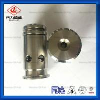 China Vacuum Tri Clamp Sanitary Pressure Relief Valve For Beer Fermentation Tank on sale