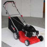 China Commercial Gas Petrol Push Lawn Mowers / No Motor Lawn Mower Remote Control wholesale