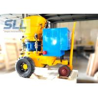 China Swimming Pool Building Dry Shotcrete Machine Equipment Long Service Life wholesale