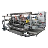 China Glass Grinding Machine For Glass Arc R Angle Double Edger / Round Corner wholesale
