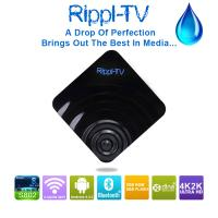 China Addons fully loaded Rippl-TV Android4.4.2 TV Box Amlogic S802 2GB/8GB Quad Core Mini PC Smart TV Media Player wholesale