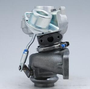Turbo repair kits TD025 49173-07508 turbo cartridge for Peugeot