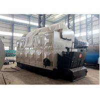 China Three - Return Residential Coal Fired Boilers Coal Powered Boiler Easy Installation on sale