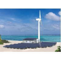 China New Energy Seawater Desalination System of Off Grid Solar Power Systems on sale
