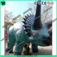 China Giant Event Animal 4m Inflatable Triceratops wholesale