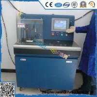 China ERIKC fit fuel injection pump testing machine and common rail injector test bench , diesel injector calibration machines wholesale