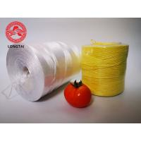 China UV Protection Colorful Agriculture PP Tomato Twine wholesale