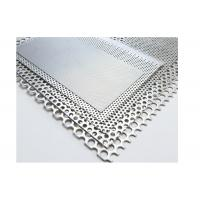 China Light Fence Decorative Aluminum Sheet Panels Round Hole Alloy 3003 Temper H24 wholesale