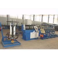 China Automatic High Output Wire Rod Straightening Machine Low Power Consumption on sale