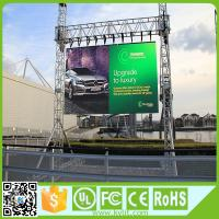 Buy cheap high quality Die Casting Aluminum out door smd 2727 p4.81 LED Display for Rental from wholesalers