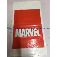 China Best-selling European and American PE children's toy packaging plastic bags wholesale