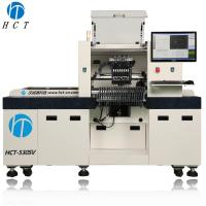 China Semi-auto Pick & Place Machine Model No.: HCT-530 on sale