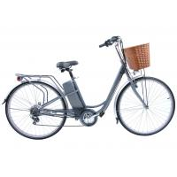 China 28'' 700C 250w rear drive brushless motor battery operated bikes EPAC with CE wholesale
