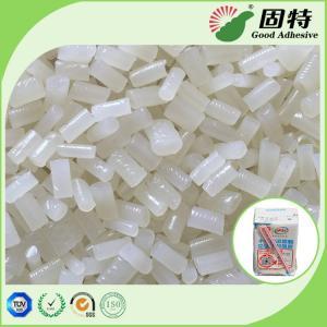 China White and semi-transparent granule Hot Melt Glue Pellets For Straw Box Positioning Hot Melt Glue Adhesive wholesale