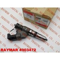 China CUMMINS Genuine diesel fuel injector 4903472 for QSM11 engine wholesale
