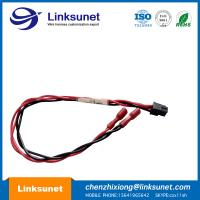 China MOLEX Automotive Wiring Harness Double Row 3.0MM PICH 43025 - 0400 VDE Standard wholesale