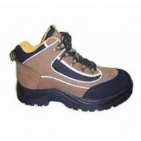 China 2012 New Casual Genuine Leather Safety Shoes Woman & Man wholesale