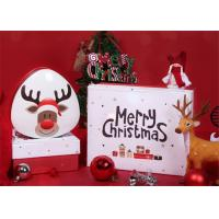 China Colourful And Cute Custom Paper Gift Box For Packing Christmas Gift  To Celebrate The Festival on sale