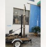 China 12m lockable pneumatic telescopic mast 30kg payloads NR-2500-12000-30L wholesale