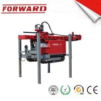 China Multifunction Crawler Mounted Mud Drilling Water Well Drilling Rig / water borehole Drilling Rig wholesale