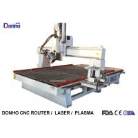 China 1530 Wood Engraving 4 Axis CNC Router Machine With HSD Spindle Vacuum Table wholesale