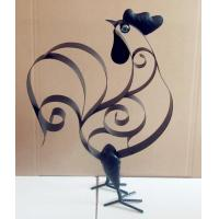 China Metal Garden Rooster Decoration, Animal Ornament Decoration (SFM0913) on sale