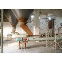 Quality Industrial Concrete Mixing Plant 1200KG High Power stirring mill Slurry Metering for sale