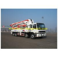 China Truck mounted Concrete Pump  SYG5330THB with warranty and spare parts wholesale