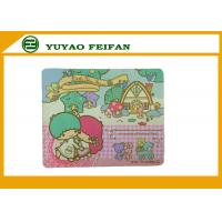 China Durable Small Size Game Playmats Minnie Mouse Play Mat For Floor on sale