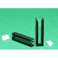 China Biological Analyzer Uv Spectrophotometer Cuvette Flow Through Cell on sale