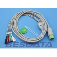 China Pateint Monitor One Piece ECG Cables And Leadwires for Spacelabs Ultraview wholesale