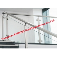 China Anti Corrosion Stainless Steel 304 316 Stair Hand Railings wholesale