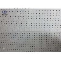 China Aluminum Round Hole Micro Perforated Sheet Metal Mesh for Electronic Enclosures wholesale