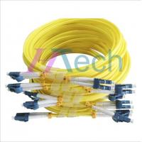 China Dual LC to LC Fiber Patch Cord, Chinese Fiber Optic Patch Cord Manufacturer on sale