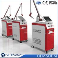 China 2017 Newest ! High Power q-switch laser tattoo removal device nd yag laser multifunction machine on sale