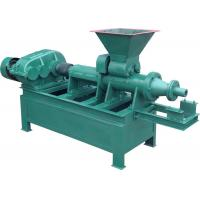 China Wood Charcoal Making Machine , Round Coal Briquette Extruder STCM - 160 wholesale