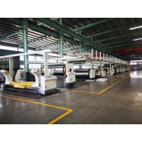 China High Speed Corrugated Cardboard Production Line 2 3 5 7 Layers corrugated paper wholesale