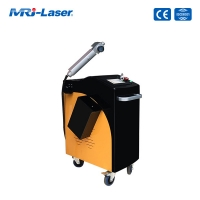 China 100W Laser Metal Cleaner Electric Handheld Laser Rust Removal Tool wholesale